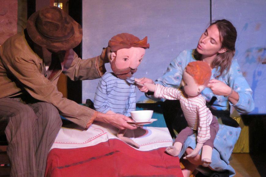 LA LLUNA D'EN JOAN (Teatre Nu)