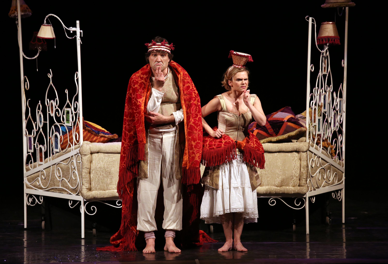 L'ENDRAPASOMNIS (Companyia Teatre al detall)