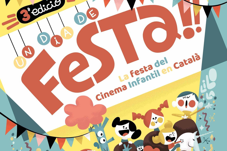 UN DIA DE FESTA! (Festival de cinema)