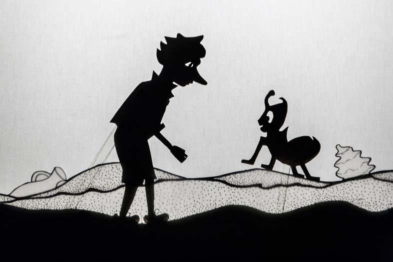 l'ombra de pinotxo - Públic familiar