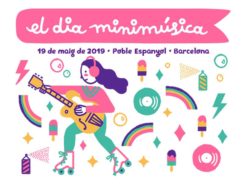 El dia minimusica torna al Poble Espanyol de Barcelona amb un cartell de luxe
