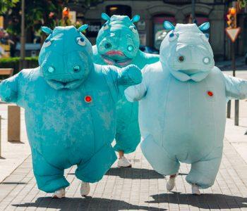 Hippos - Públic familiar
