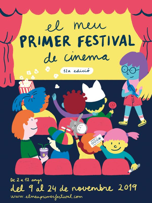 EL MEU PRIMER FESTIVAL DE CINEMA (Barcelona)