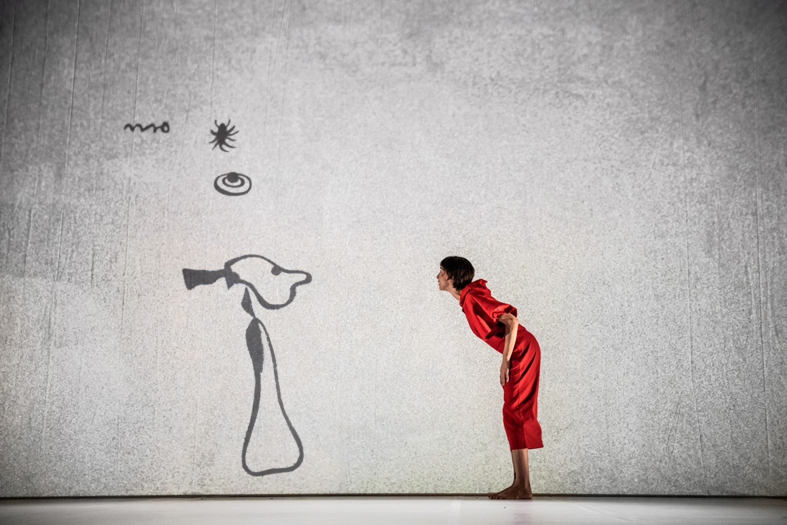 El Mercat de les Flors presenta un espectacle sobre Joan Miró